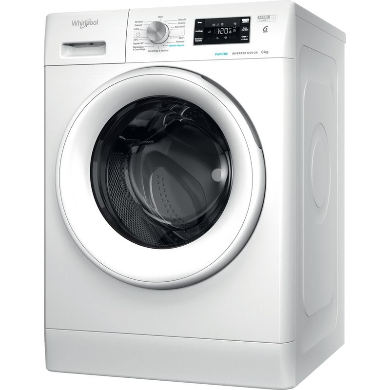 Whirlpool-Lavabiancheria-A-libera-installazione-FFB-D8-V-IT-Bianco-Carica-frontale-C-Perspective