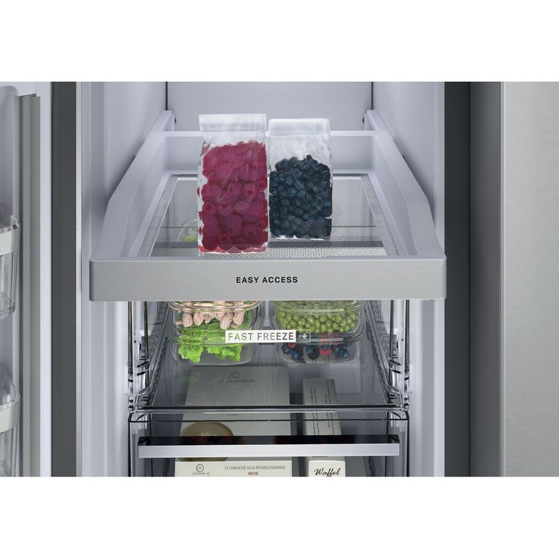 Whirlpool-Side-by-side-A-libera-installazione-WQ9I-MO1L-Inox-Drawer