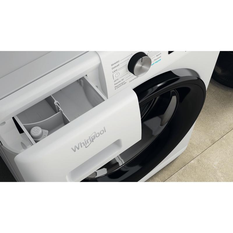 Whirlpool-Lavabiancheria-A-libera-installazione-FFB-D9-BV-IT-Bianco-Carica-frontale-C-Drawer