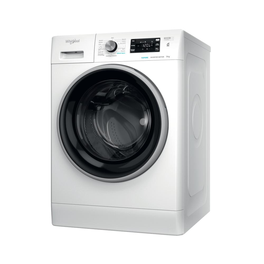 Whirlpool Lavatrice a libera installazione FFB R8429 BSV IT : guarda le specifiche e scopri le funzioni innovative degli elettrodomestici per casa e famiglia.