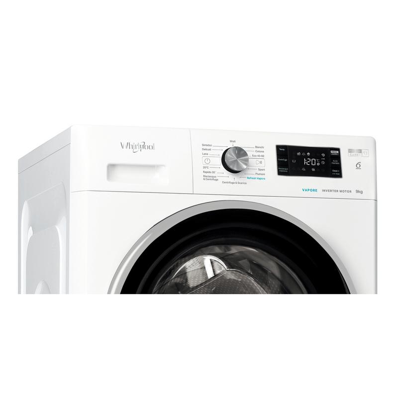 Whirlpool-Lavabiancheria-A-libera-installazione-FFB-R8429-BSV-IT-Bianco-Carica-frontale-C-Control-panel