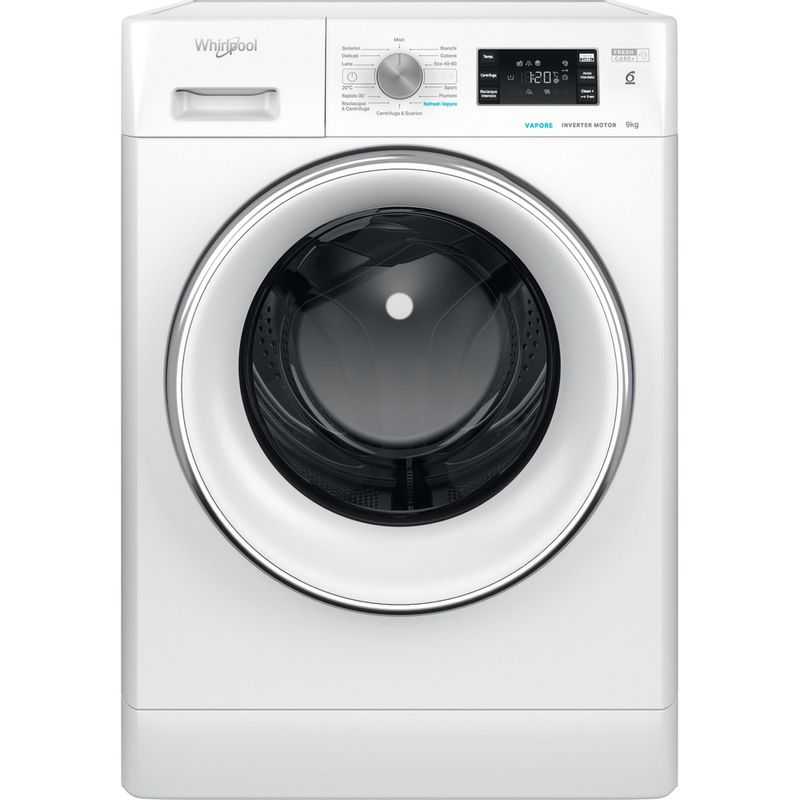 Whirlpool-Lavabiancheria-A-libera-installazione-FFB-9248-CV-IT-Bianco-Carica-frontale-C-Frontal