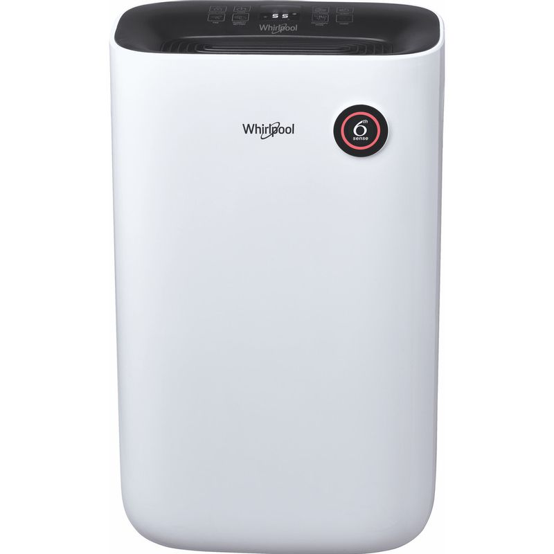 Whirlpool-Dehumidifier-DE20W5252-Bianco-Frontal