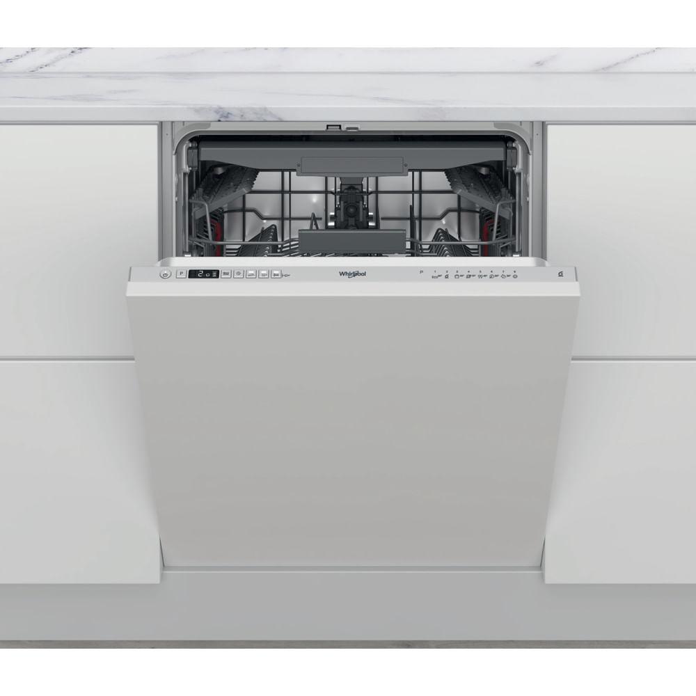 Whirlpool Lavastoviglie da incasso WIC 3C33 F : guarda le specifiche e scopri tutte le funzioni innovative degli elettrodomestici per la casa e la famiglia.