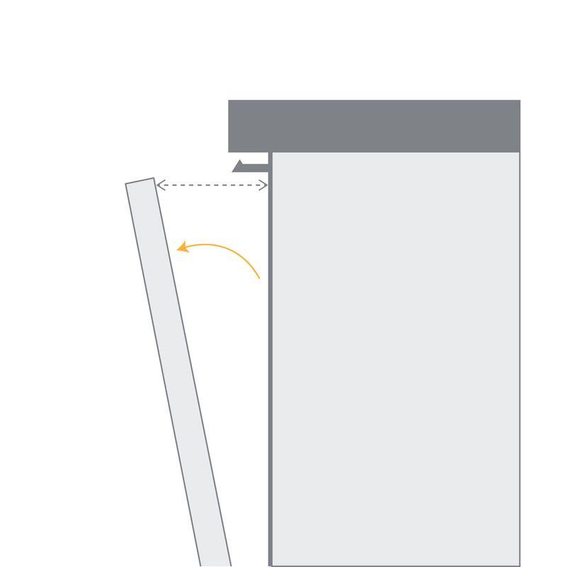 Whirlpool-Lavastoviglie-Da-incasso-WIC-3C33-F-Totalmente-integrato-D-Back---Lateral
