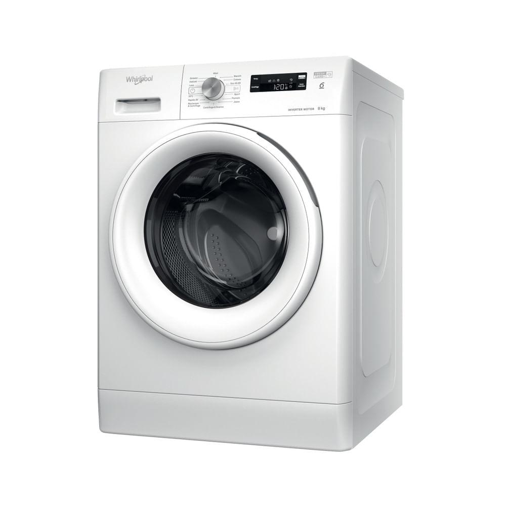 Whirlpool Lavatrice a libera installazione FFS P8 IT : guarda le specifiche e scopri le funzioni innovative degli elettrodomestici per casa e famiglia.