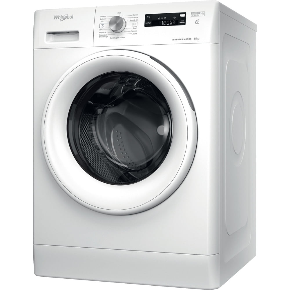 L'indicatore di avanzamento programma ti permette di seguire il progresso dei cicli di lavaggio in maniera semplice e intuitiva. Acquista online.