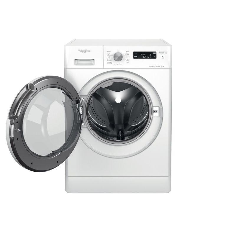 Whirlpool-Lavabiancheria-A-libera-installazione-FFS-P8-IT-Bianco-Carica-frontale-C-Frontal-open