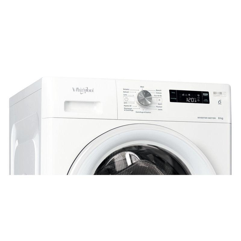 Whirlpool-Lavabiancheria-A-libera-installazione-FFS-P8-IT-Bianco-Carica-frontale-C-Control-panel