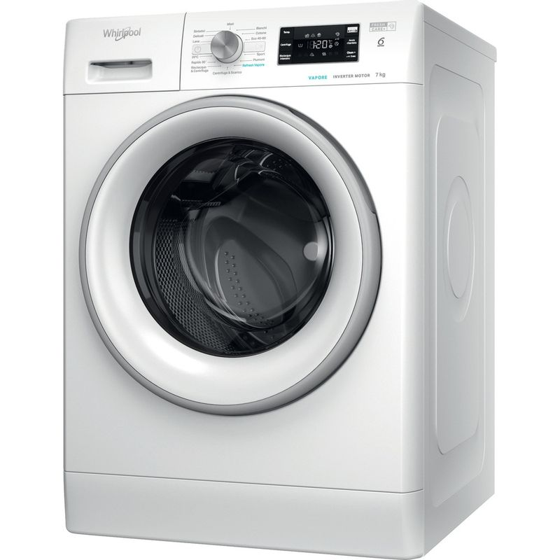 Whirlpool-Lavabiancheria-A-libera-installazione-FFB-7238-SV-IT-Bianco-Carica-frontale-D-Perspective