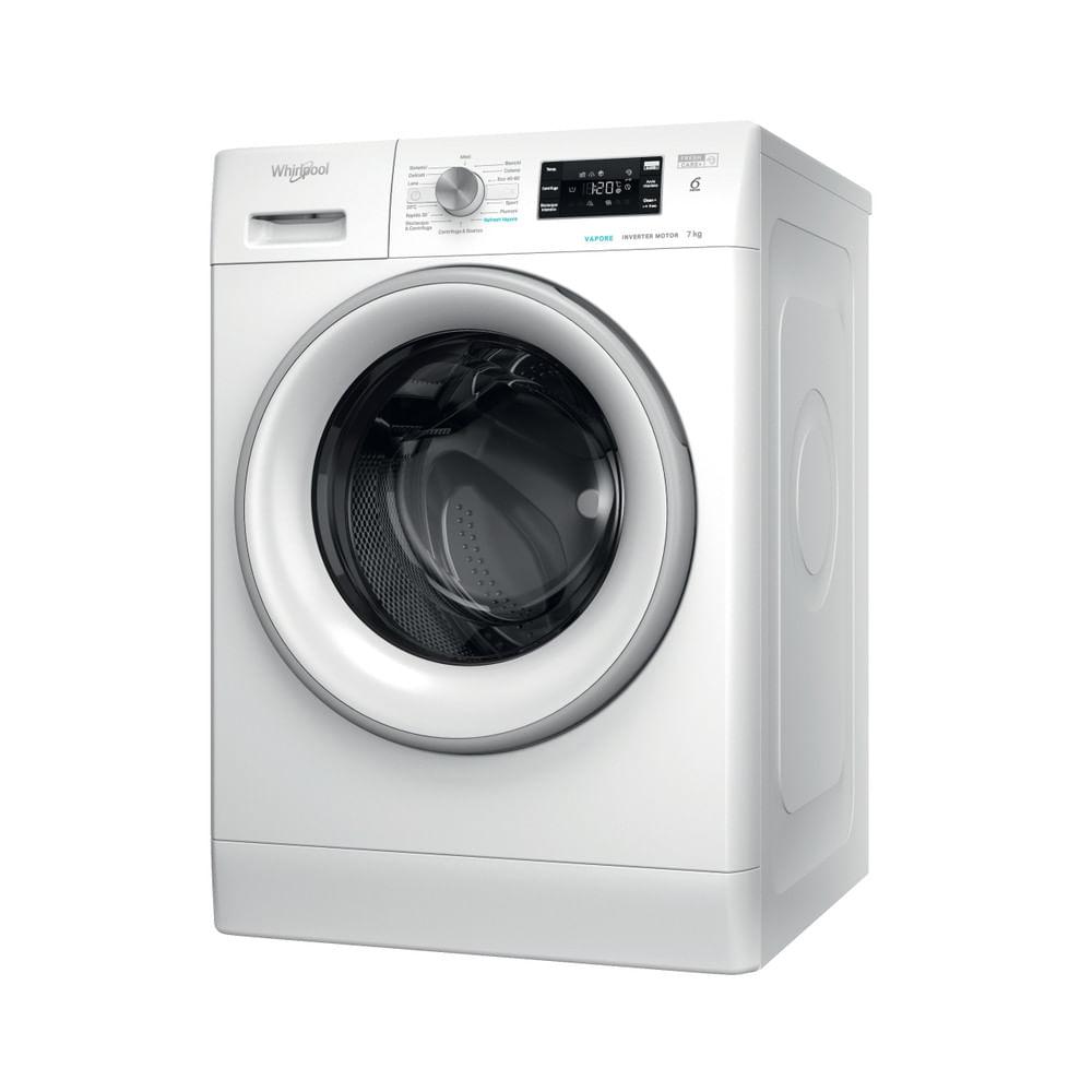 Whirlpool Lavatrice a libera installazione FFB 7238 SV IT : guarda le specifiche e scopri le funzioni innovative degli elettrodomestici per casa e famiglia.