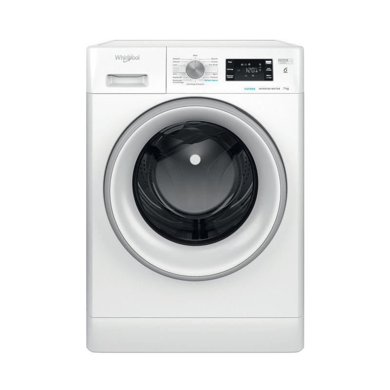 Whirlpool-Lavabiancheria-A-libera-installazione-FFB-7238-SV-IT-Bianco-Carica-frontale-D-Frontal