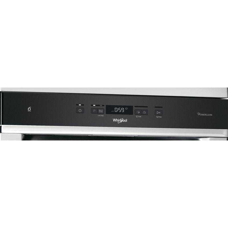 Whirlpool-Lavastoviglie-A-libera-installazione-WFC-3C26-PF-X-A-libera-installazione-E-Control-panel