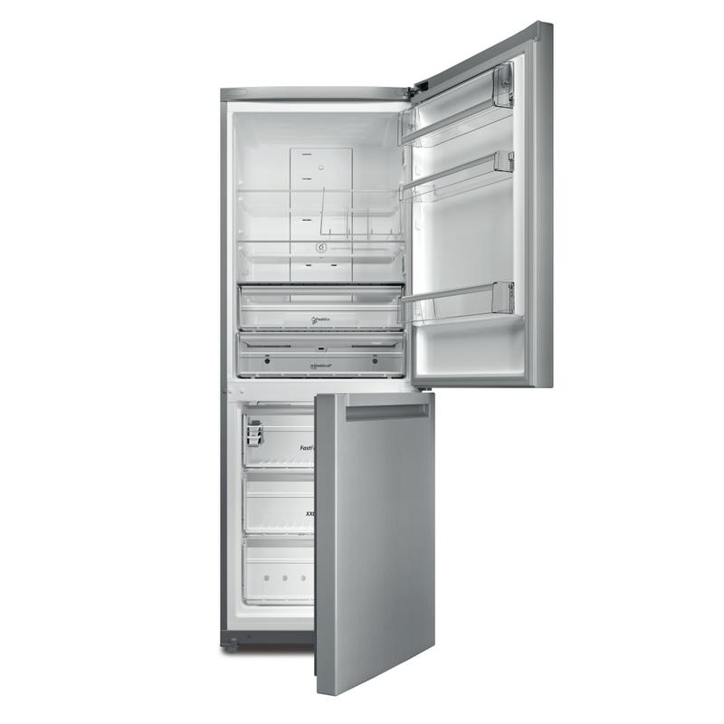 Whirlpool-Combinazione-Frigorifero-Congelatore-A-libera-installazione-B-TNF-5322-OX2-Optic-Inox-2-porte-Frontal-open