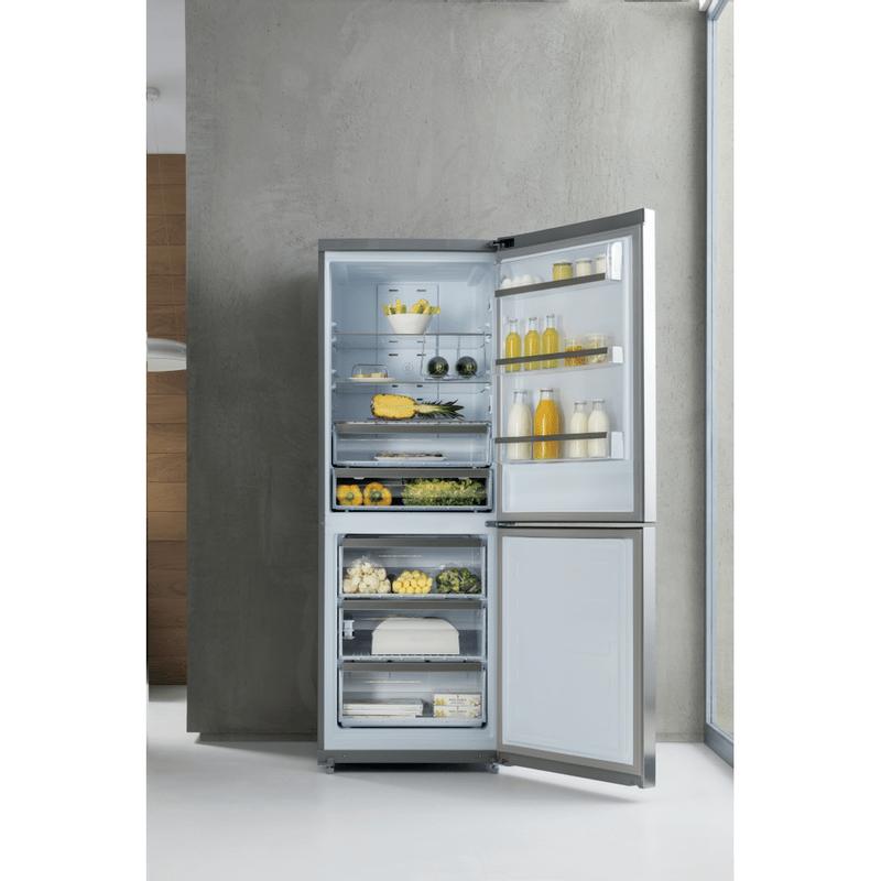 Whirlpool-Combinazione-Frigorifero-Congelatore-A-libera-installazione-B-TNF-5323-OX-3-Optic-Inox-2-porte-Lifestyle-frontal-open