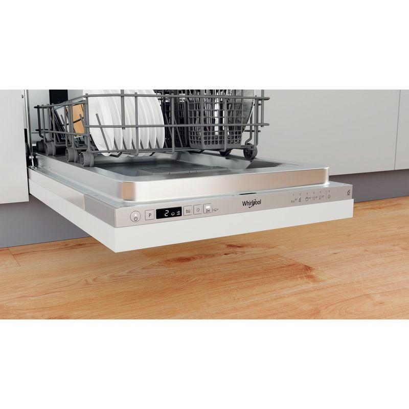 Whirlpool-Lavastoviglie-Da-incasso-WSIC-3M27-C-Totalmente-integrato-E-Control-panel