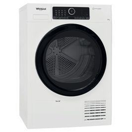 Asciugatrice a pompa di calore Whirlpool: a libera installazione, 9 kg - ST U 93E EU