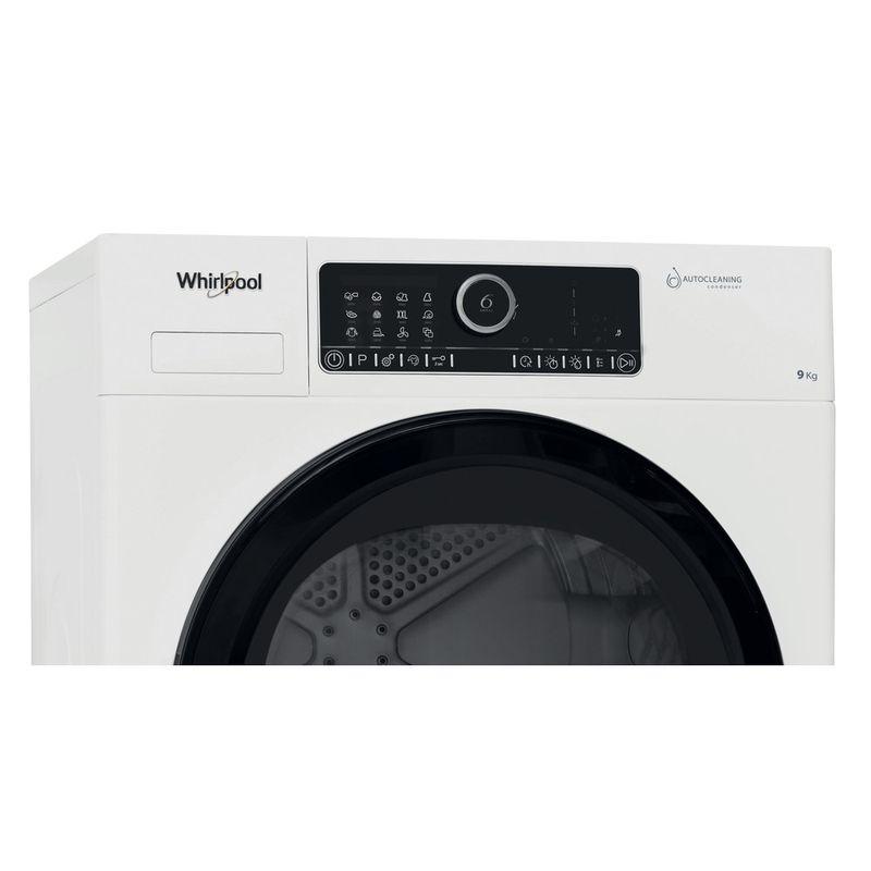 Whirlpool-Asciugabiancheria-ST-U-93E-EU-Bianco-Control-panel