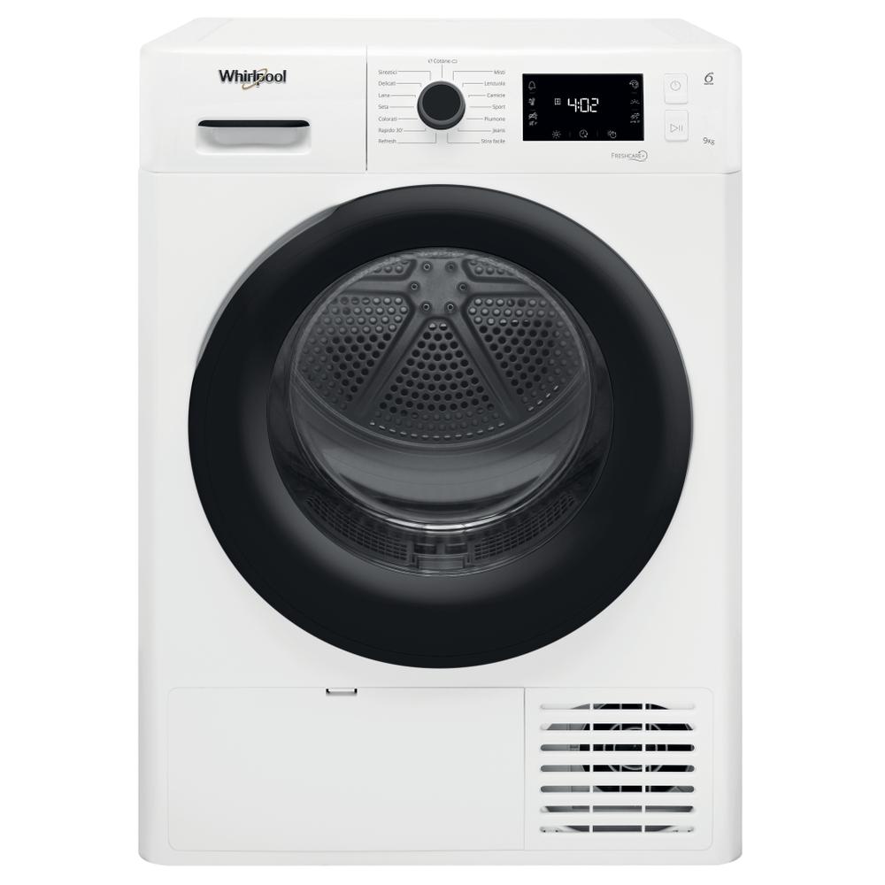 Whirlpool Asciugatrice a libera installazione FT M22 9X3B IT : guarda le specifiche e scopri le funzioni innovative degli elettrodomestici per casa e famiglia.