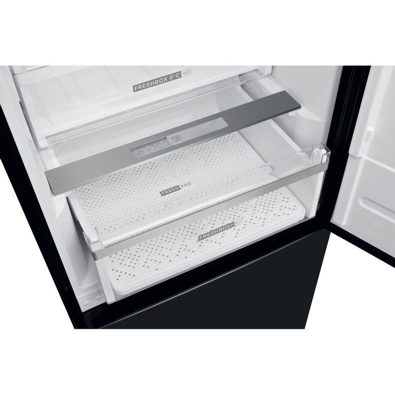 Whirlpool-Combinazione-Frigorifero-Congelatore-A-libera-installazione-W9-931D-KS-H-Nero-inox-2-porte-Lifestyle-detail