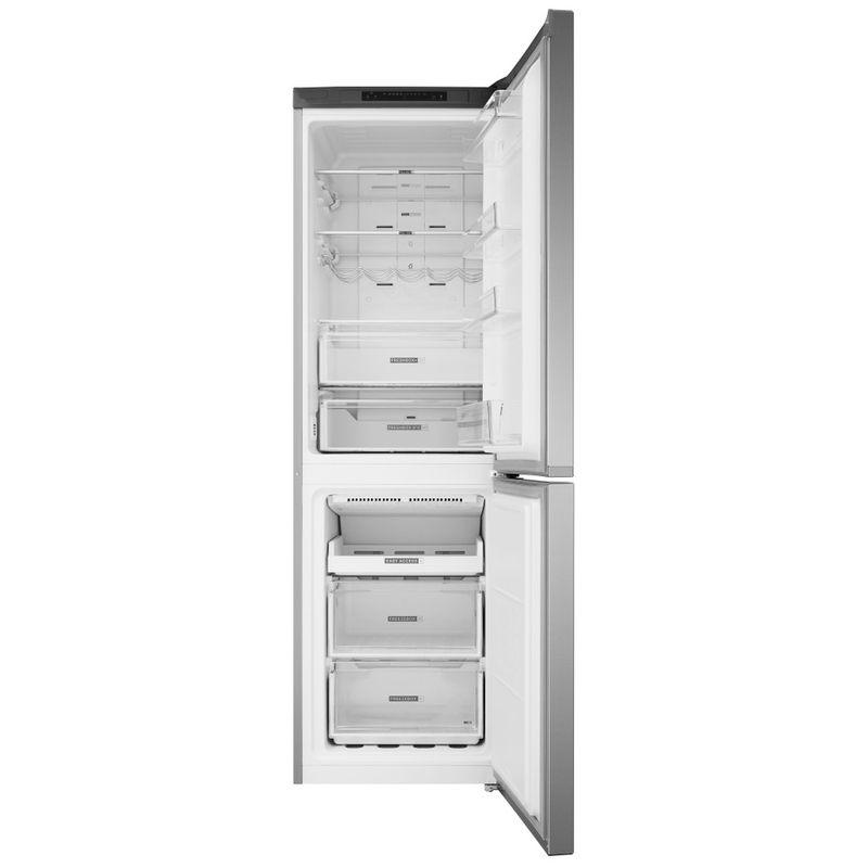 Whirlpool-Combinazione-Frigorifero-Congelatore-A-libera-installazione-W7-831A-OX-Optic-Inox-2-porte-Frontal-open