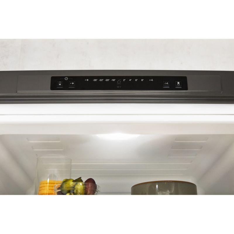 Whirlpool-Combinazione-Frigorifero-Congelatore-A-libera-installazione-W7-831A-OX-Optic-Inox-2-porte-Lifestyle-control-panel