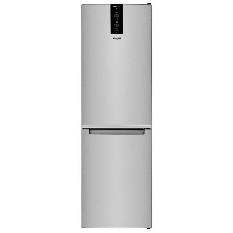 Whirlpool-Combinazione-Frigorifero-Congelatore-A-libera-installazione-W7-831T-MX-Specchio-inox-2-porte-Frontal