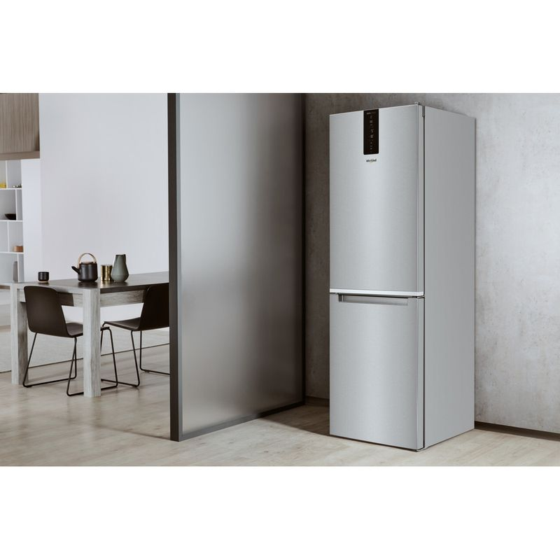 Whirlpool-Combinazione-Frigorifero-Congelatore-A-libera-installazione-W7-831T-MX-Specchio-inox-2-porte-Lifestyle-perspective
