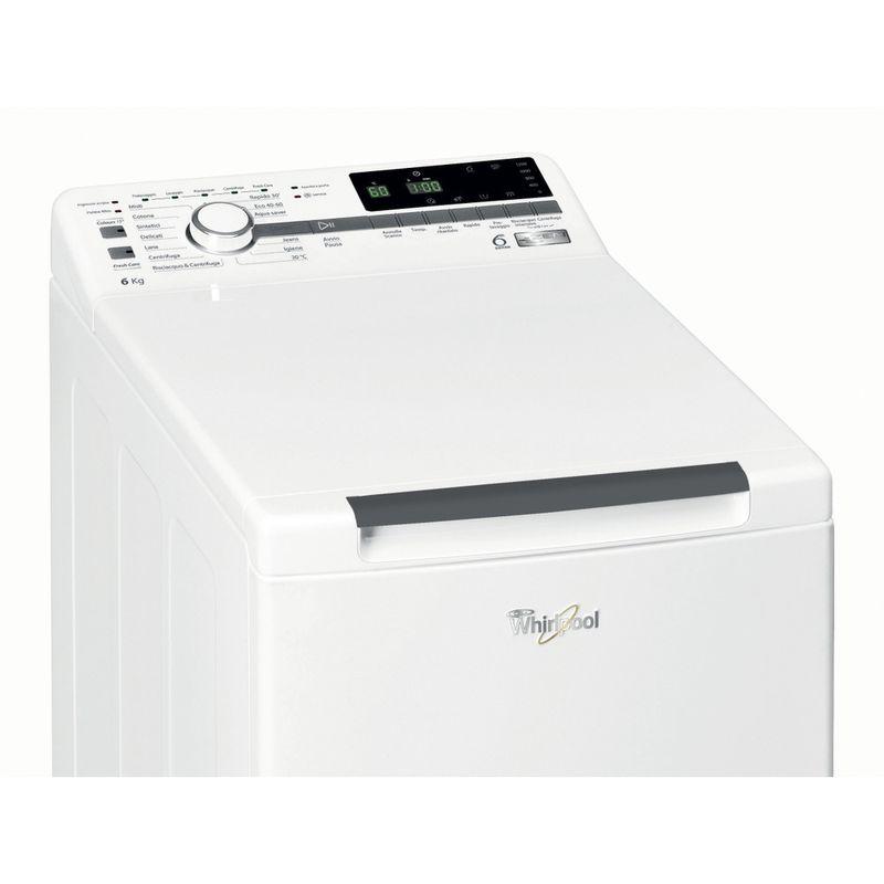 Whirlpool-Lavabiancheria-A-libera-installazione-ZEN-TDLR-6242BS-IT-N-Bianco-Carica-dall-altro-C-Control-panel