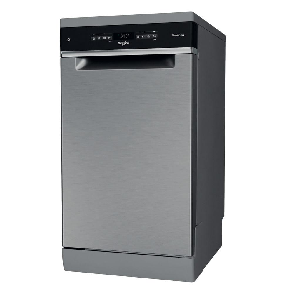 Whirlpool Lavastoviglie a libera installazione WSFO 3T223 PC X : guarda le specifiche e scopri tutte le funzioni innovative degli elettrodomestici per la casa e la famiglia.