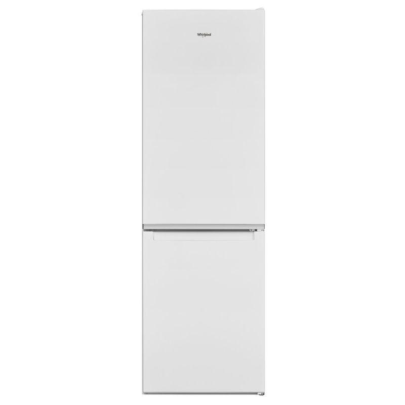Whirlpool-Combinazione-Frigorifero-Congelatore-A-libera-installazione-W5-821E-W-2-Bianchi-2-porte-Frontal