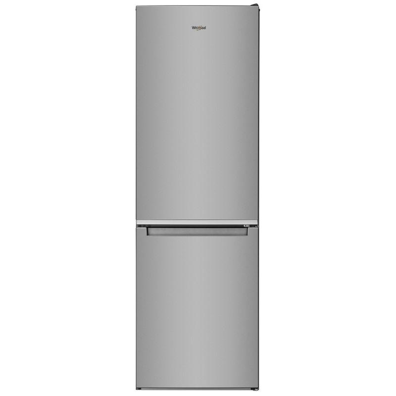 Whirlpool-Combinazione-Frigorifero-Congelatore-A-libera-installazione-W5-821E-OX-2-Optic-Inox-2-porte-Frontal