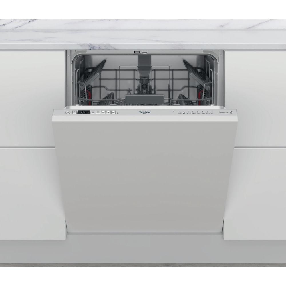 Whirlpool Lavastoviglie da incasso WRIC 3C26  P : guarda le specifiche e scopri tutte le funzioni innovative degli elettrodomestici per la casa e la famiglia.