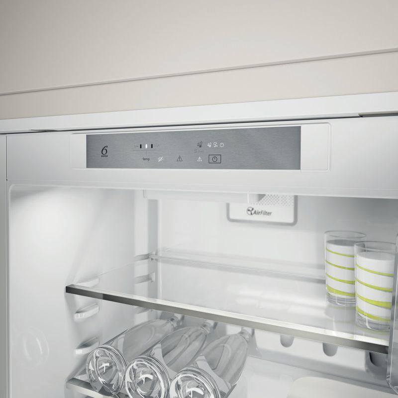 Whirlpool-Combinazione-Frigorifero-Congelatore-Da-incasso-SP40-801--LH-1-Bianco-2-porte-Lifestyle-control-panel