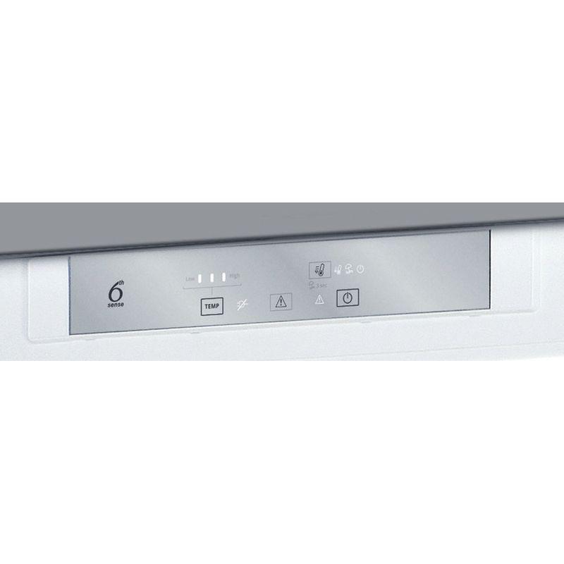 Whirlpool-Combinazione-Frigorifero-Congelatore-Da-incasso-SP40-801--LH-1-Bianco-2-porte-Control-panel