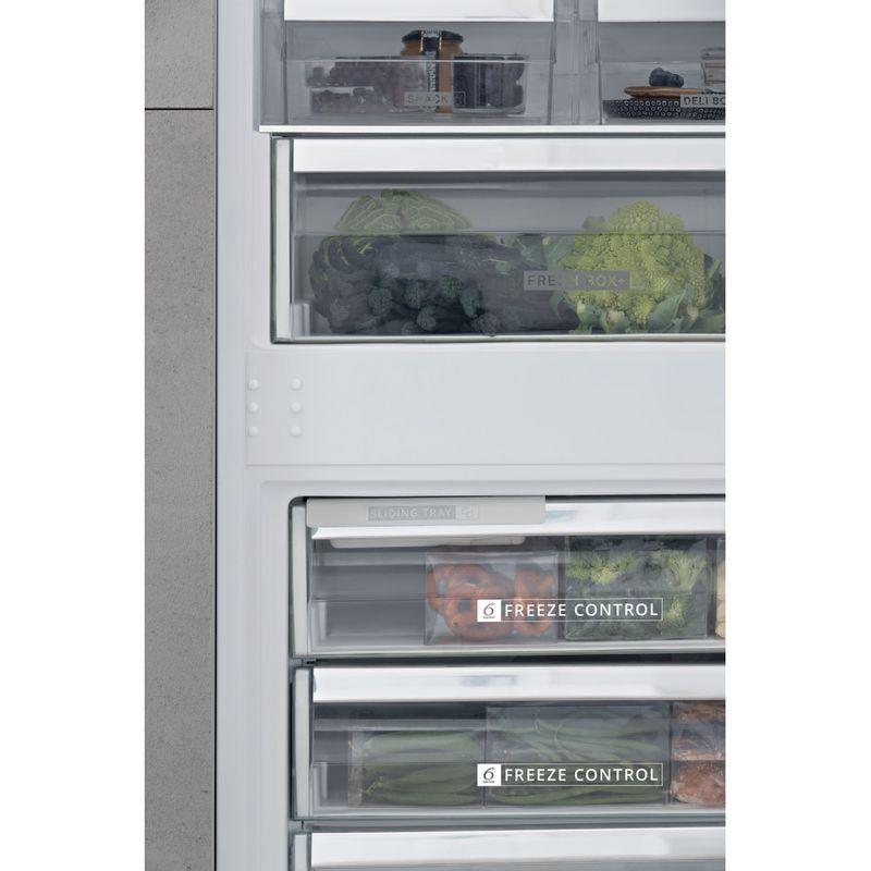 Whirlpool-Combinazione-Frigorifero-Congelatore-Da-incasso-SP40-801-1-Bianco-2-porte-Drawer