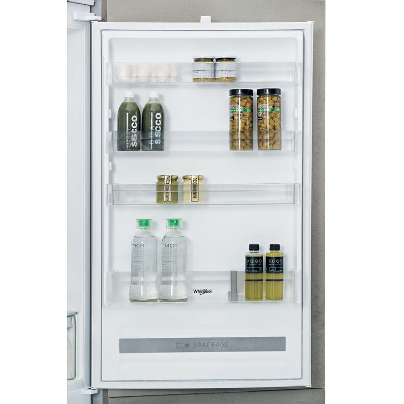 Whirlpool-Combinazione-Frigorifero-Congelatore-Da-incasso-SP40-800-1-Bianco-2-porte-Drawer