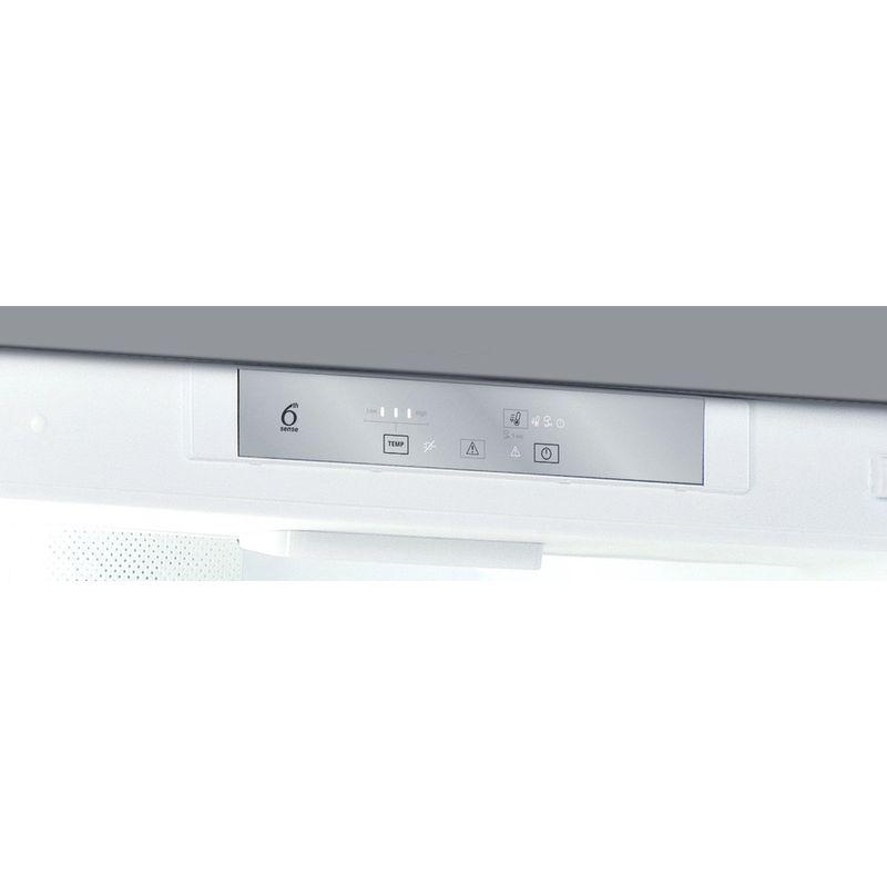 Whirlpool-Combinazione-Frigorifero-Congelatore-Da-incasso-SP40-800-1-Bianco-2-porte-Control-panel