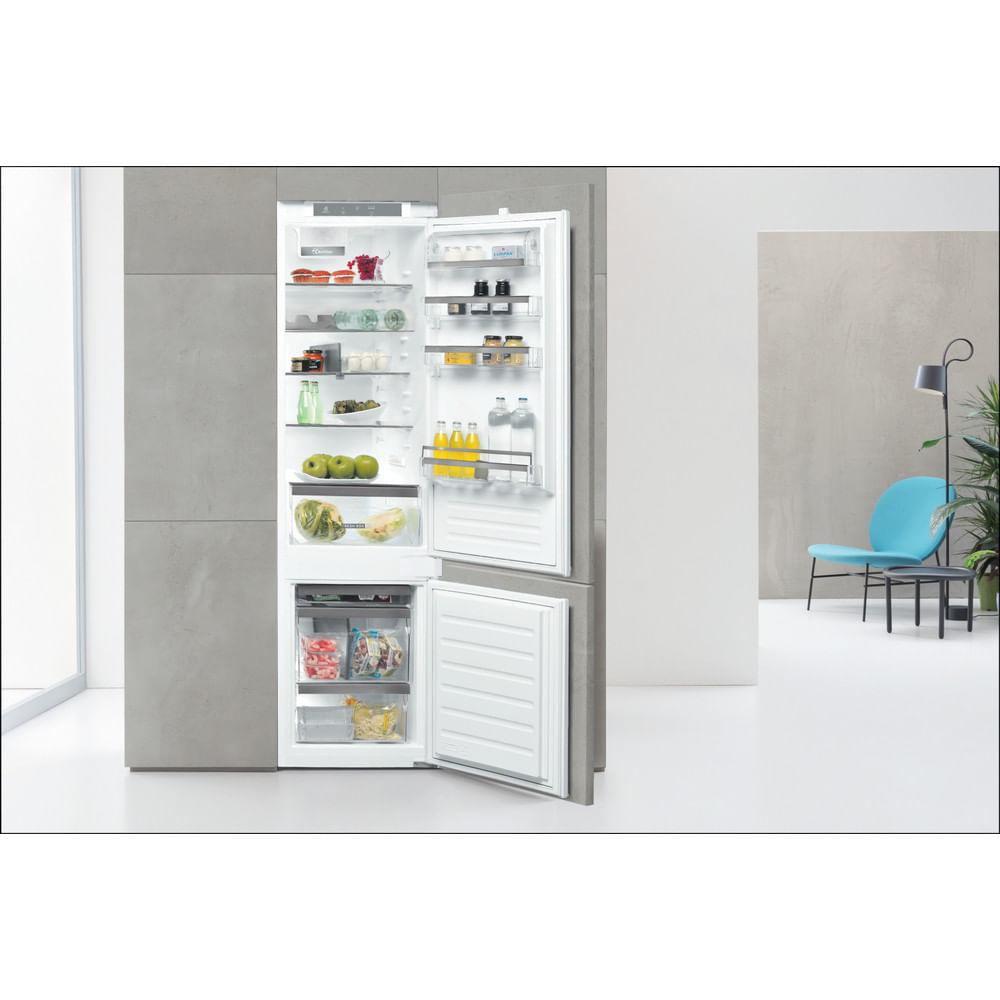 Whirlpool Frigorifero combinato da incasso ART 9811 SF2 : guarda le specifiche e scopri le funzioni innovative degli elettrodomestici per casa e famiglia.