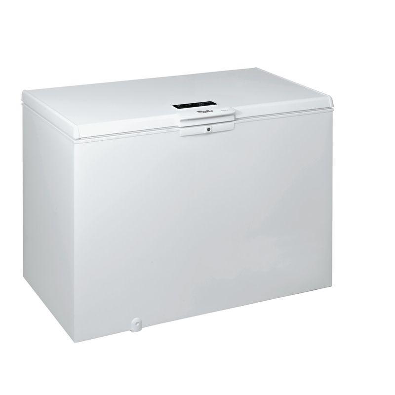 Whirlpool-Congelatore-A-libera-installazione-WHE39392-T-Bianco-Perspective