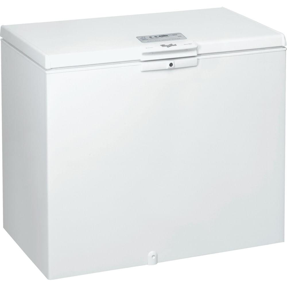 Whirlpool Congelatore a pozzetto WHE22333 4 : guarda le specifiche e scopri le funzioni innovative degli elettrodomestici per casa e famiglia.