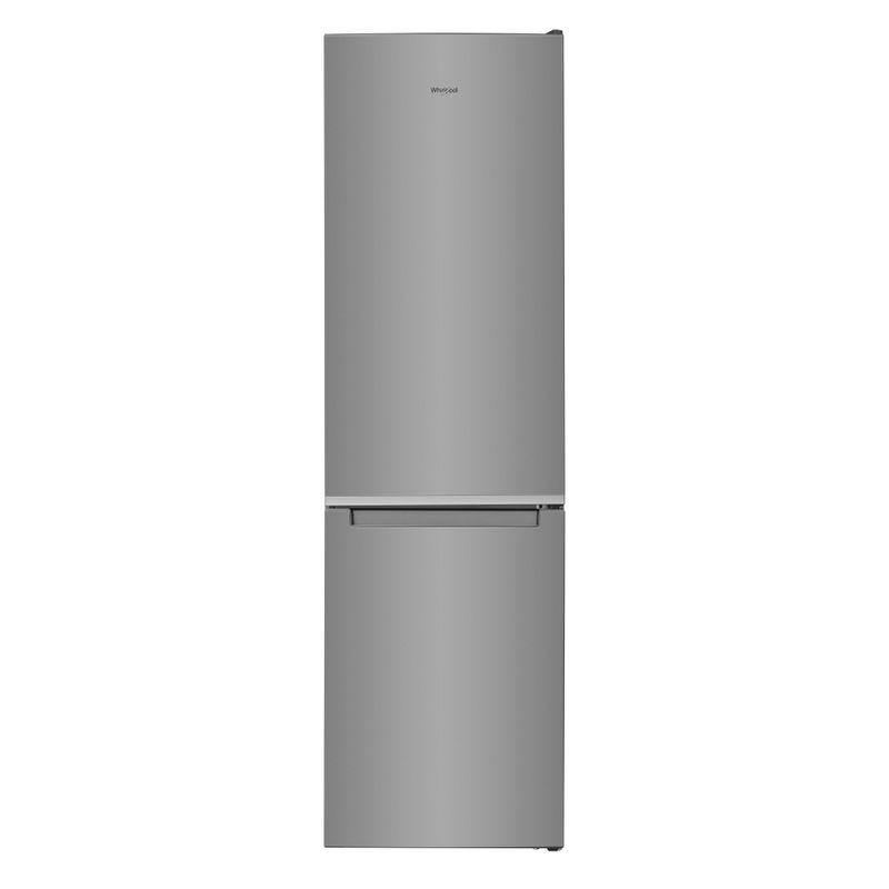 Whirlpool-Combinazione-Frigorifero-Congelatore-A-libera-installazione-W7-931A-OX-Optic-Inox-2-porte-Frontal