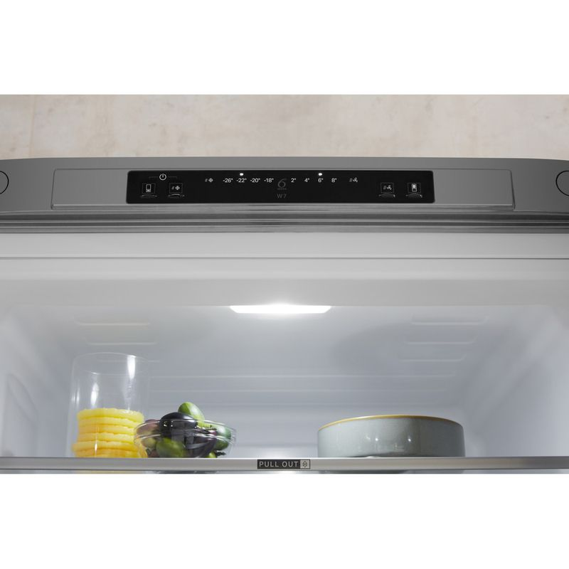 Whirlpool-Combinazione-Frigorifero-Congelatore-A-libera-installazione-W7-931A-OX-Optic-Inox-2-porte-Lifestyle-control-panel