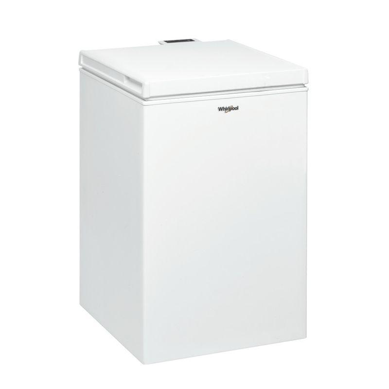 Whirlpool-Congelatore-A-libera-installazione-WHS1021-2-Bianco-Perspective