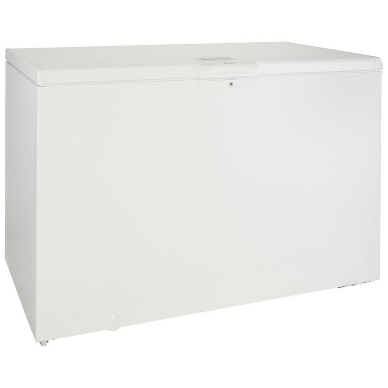 Whirlpool-Congelatore-A-libera-installazione-WHE39352-FO-Bianco-Perspective