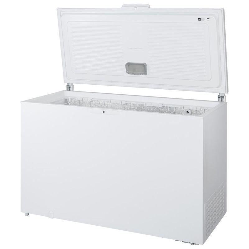 Whirlpool-Congelatore-A-libera-installazione-WHE39352-FO-Bianco-Perspective-open