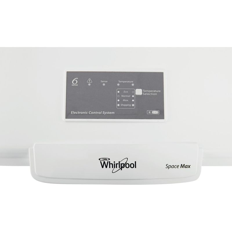Whirlpool-Congelatore-A-libera-installazione-WHE39352-FO-Bianco-Control-panel