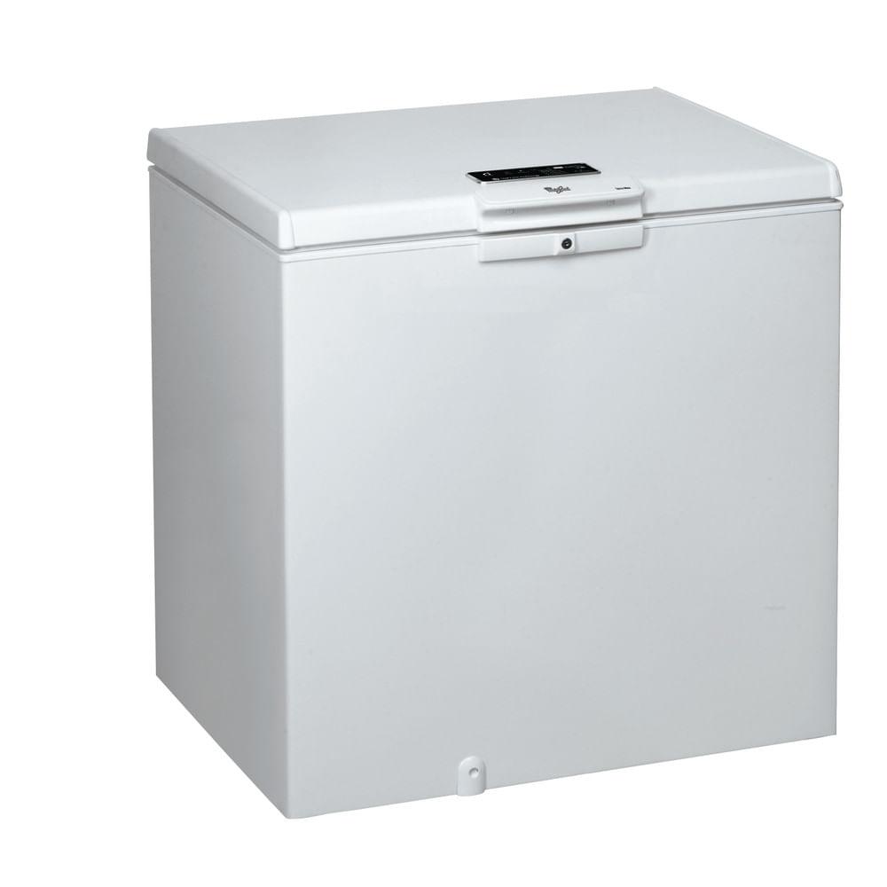 Whirlpool Congelatore a pozzetto WHE2535 FO : guarda le specifiche e scopri le funzioni innovative degli elettrodomestici per casa e famiglia.