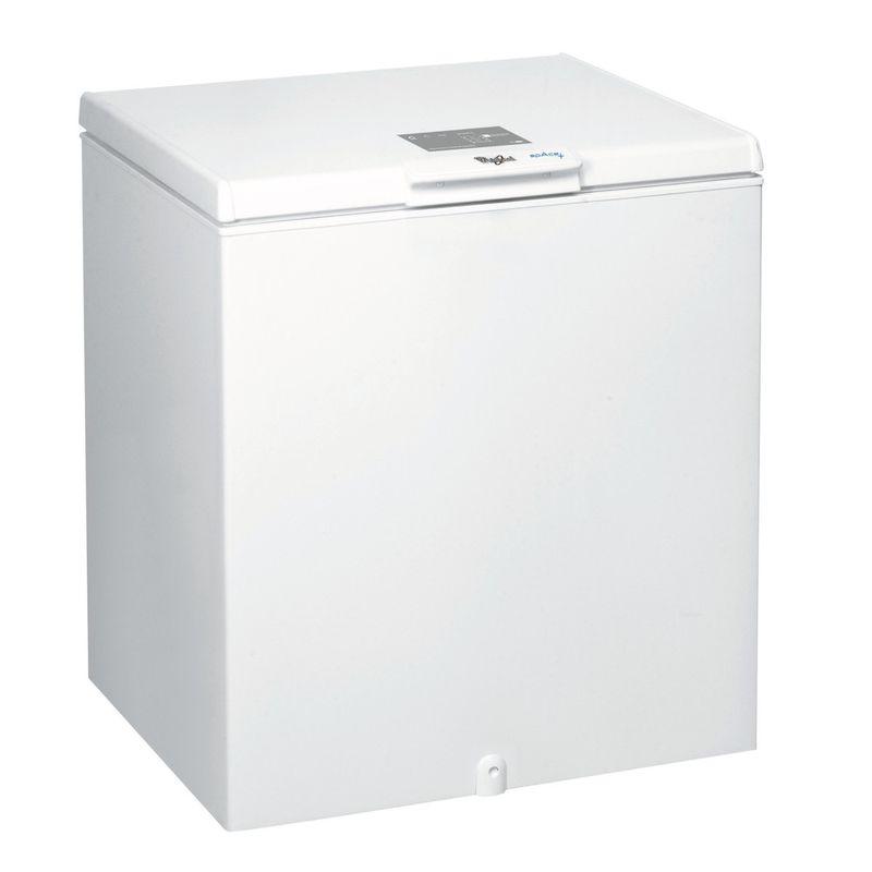 Whirlpool-Congelatore-A-libera-installazione-WH2011-A-E-Bianco-Perspective