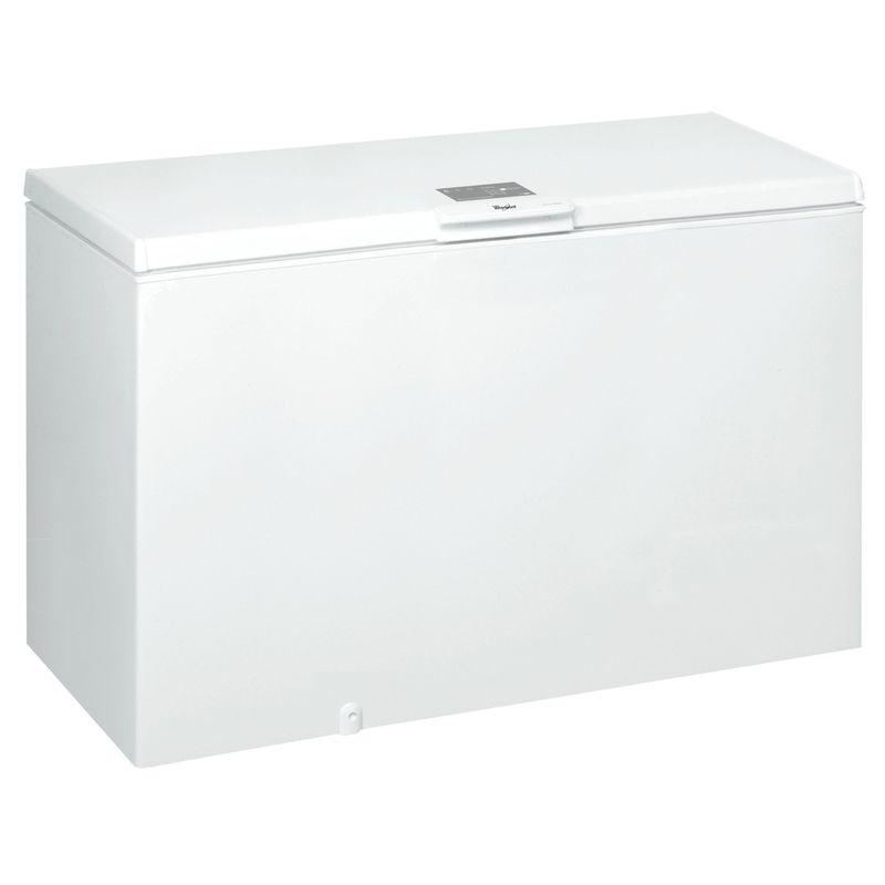 Whirlpool-Congelatore-A-libera-installazione-WHE-4600-Bianco-Perspective